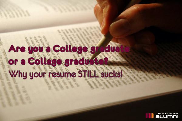Why your resume Still sucks!