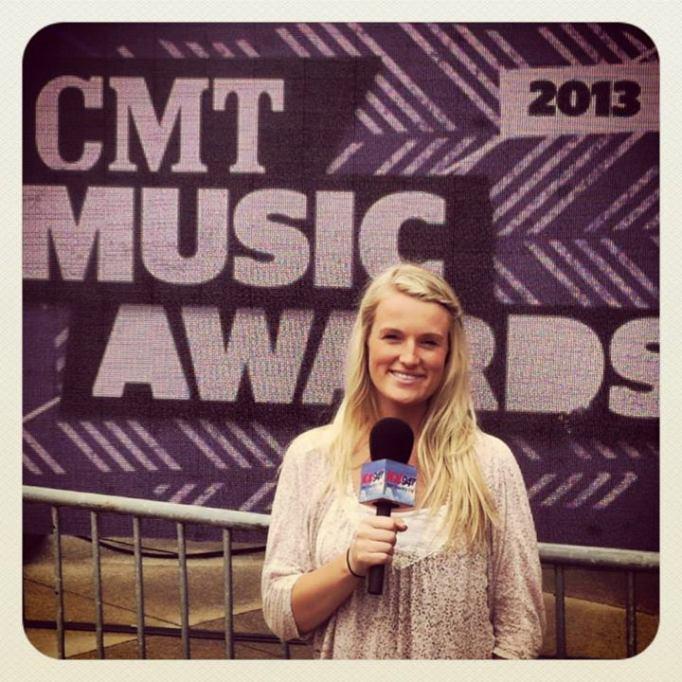 Kat Cullen CMT Music Awards