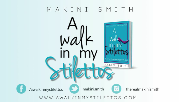 A Walk in My Stilettos graphic