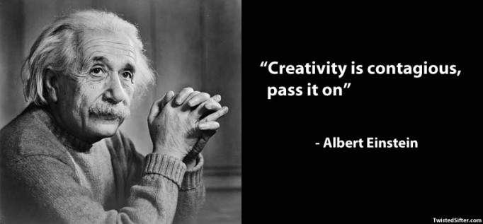 Albert Einstein Creativity