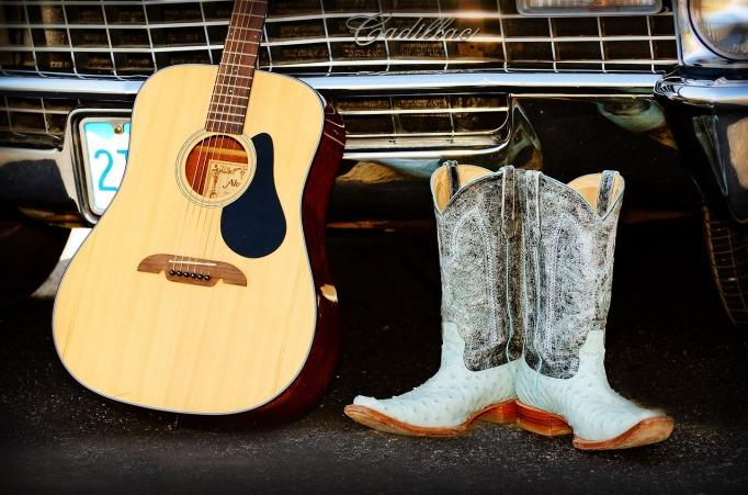 guitar boots